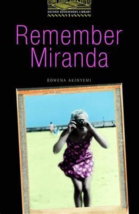 remember books remember miranda by rowena akinyemi reviews discussion