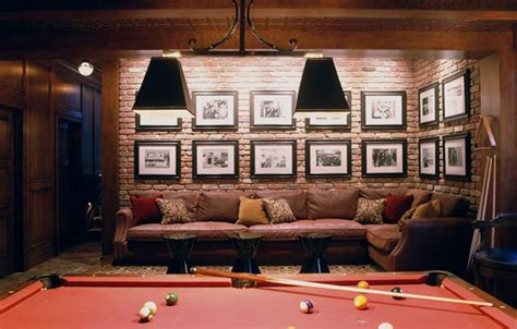 game room wall decor ideas 77 masculine game room design ideas digsdigs