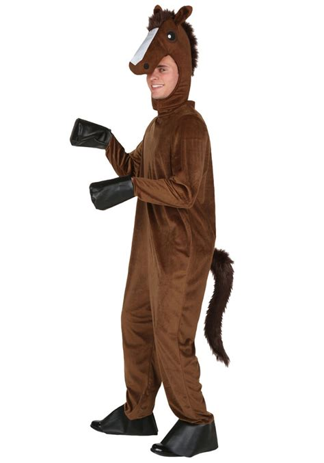 adult animal horse cosplay costume halloween fancy party