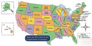 us map key directions