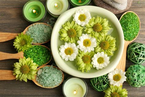 spa images hd spa still life wellness relax salt candles flowers spa