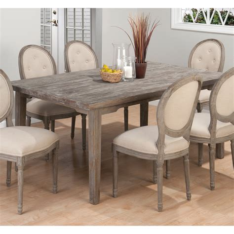 Dining Booth Table Jofran Booth Bay Rectangle Leg Table Burnt Grey Dining Tables At Hayneedle