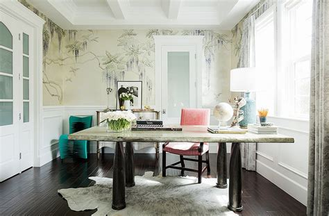 beautiful offices d 233 cor inspiration beautiful home offices from rachel roy