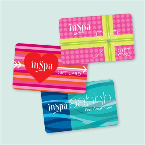 In Spa Gift Card - inspa studio bartlett