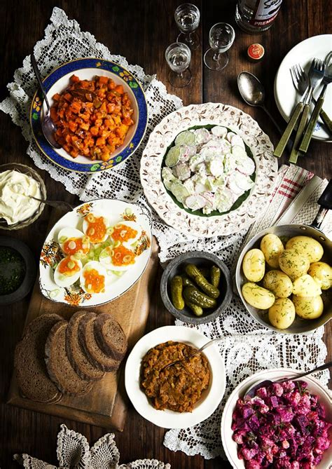 russian german cooking the best of eastern european cuisine with more than 185 delicious recipes shown in 750 photographs books the eastern european table a tale of russian zakouski