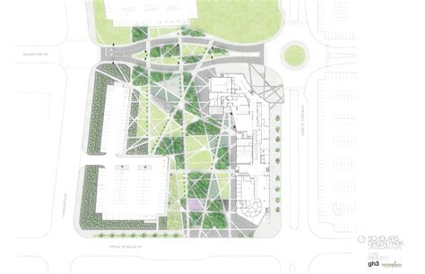 House Floor Plans With Safe Rooms scholars green park by gh3 171 landscape architecture works