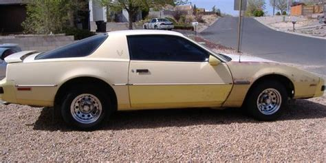 automobile air conditioning service 1985 pontiac 1000 free book repair manuals purchase used 1985 pontiac firebird s e coupe 2 door 2 8l in rio rancho new mexico united states
