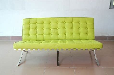 lime green leather couch lime green leather furniture lime green leather sofa