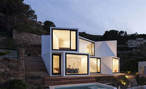 spain house design the sunflower house in spain makes the most of sunlight and views wallpaper