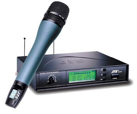 Mic Jts 901d wireless mics