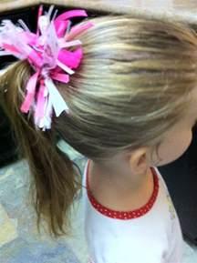 ribbon hair ties scrap ribbon hair tie mine for the