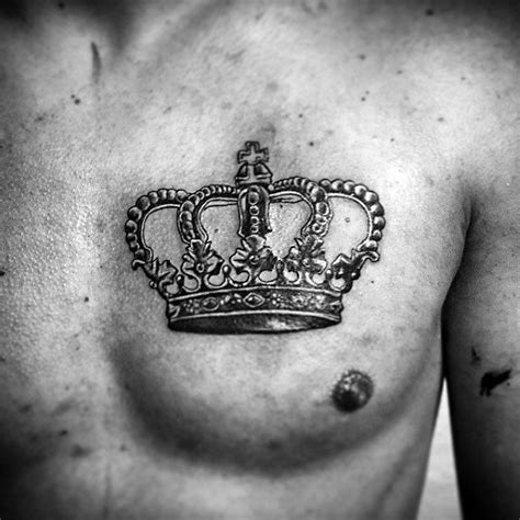 100 crown tattoos for kingly design ideas