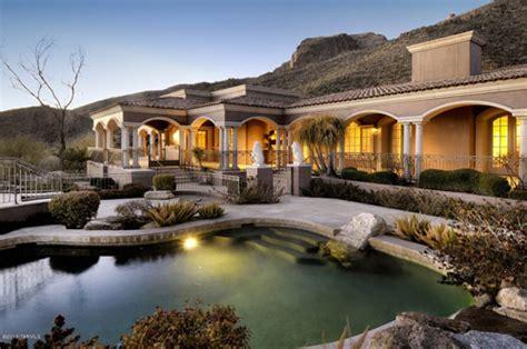 dreamhomes us luxury mansion in tucson arizona