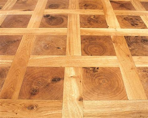 Ted Todd End Grain Lattice Petite Engineered Wood Home