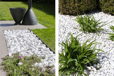 giardini con ciottoli bianchi neat giardini con pietre bianche wj89 pineglen