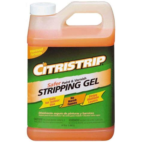 home depot messed up paint citristrip 1 2 gal safer paint and varnish stripping gel