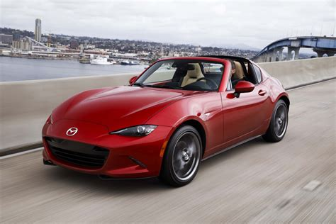 mazda mx  miata rf club  test review