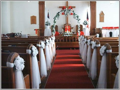 Church Wedding Arch Decorations   The loveliest day. in