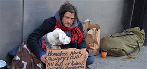 commentary: stop debating whether homeless people should
