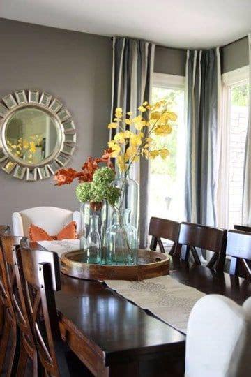 ideas  adornos  mesa de comedor rectangular