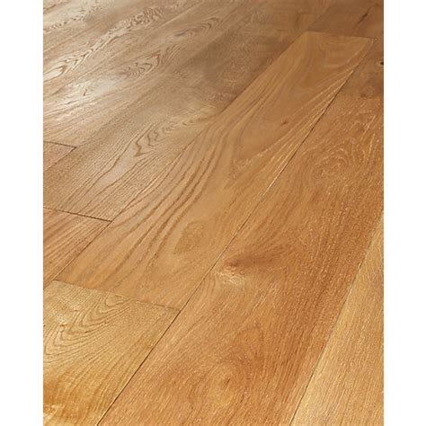 Best Engineered Wood Flooring by Wickes Oak Real Wood Top Layer Engineered Wood