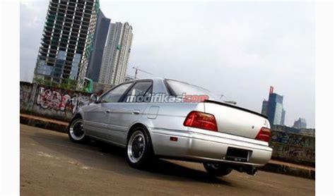 Spion Mobil Soluna jual toyota soluna gli mt silver 2000 modifikasi modifikasi jual beli