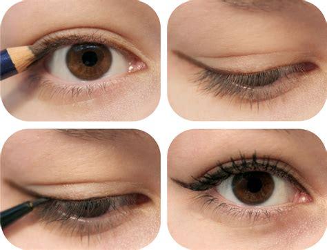 light brown liquid eyeliner brown eyeliner makeup looks mugeek vidalondon