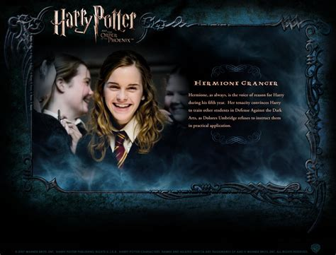 hermione granger in the 1st movoe harry potter images character profile wallpaper photos