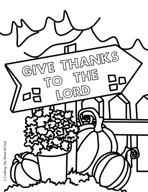 thank you god for autumn coloring page printable coloring pages give thanks to god coloring pages