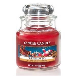 yankee candle christmas eve 3 7oz small jar yankee