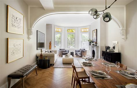 of the 19th century brownstone makeover