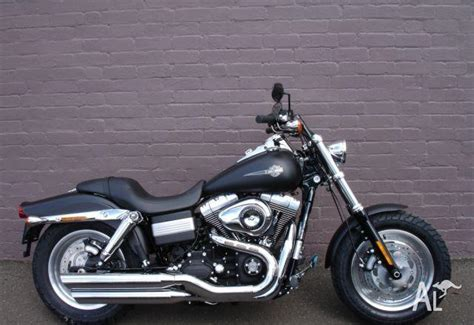 Harley Davidson 1600cc Fxdf Fat Bob My11 2011 For Sale In