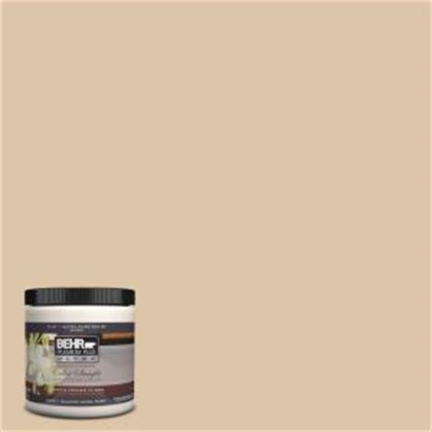behr premium plus ultra 8 oz ul160 8 sand motif interior exterior paint sle ul160 8 the