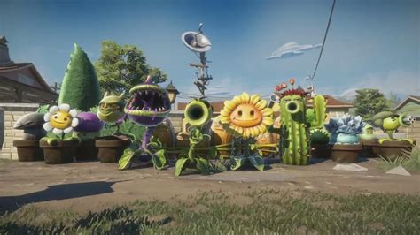Test: Plants vs. Zombies ? Garden Warfare