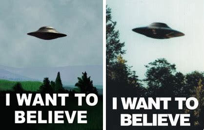 Vcd Original The X Files And I Want To Believe trivia why mulder s x files poster changed popcornmonster
