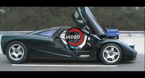 fastest mclaren how the mclaren f1 became the s fastest car in 1998