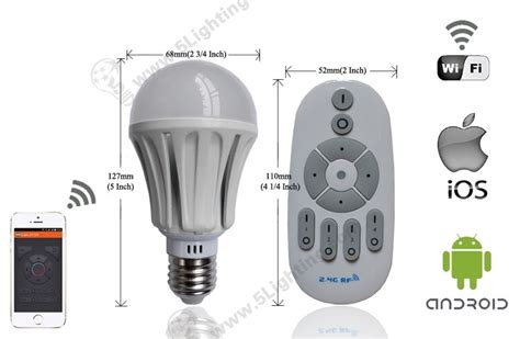 smart led light bulbs smart led light bulbs 7w dimmable light bulb smart led