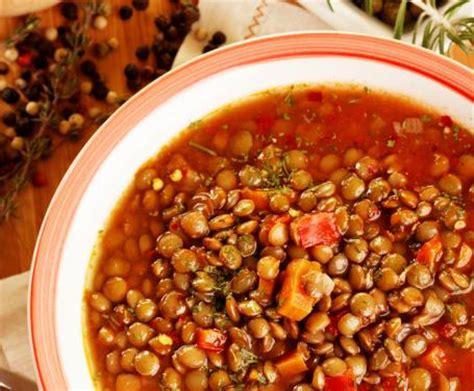 cucinare lenticchie secche senza ammollo lenticchie in umido la ricetta per preparare lenticchie