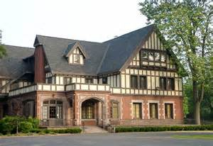 Tudor Architecture by Ivy Prepster Tudor Style