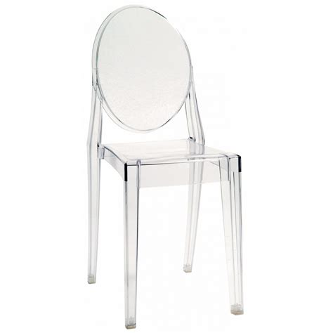 chaise louis ghost chaise ghost de kartell 7 coloris