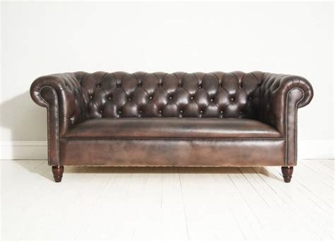 Restored Chesterfield Sofa Loved Robinson Of