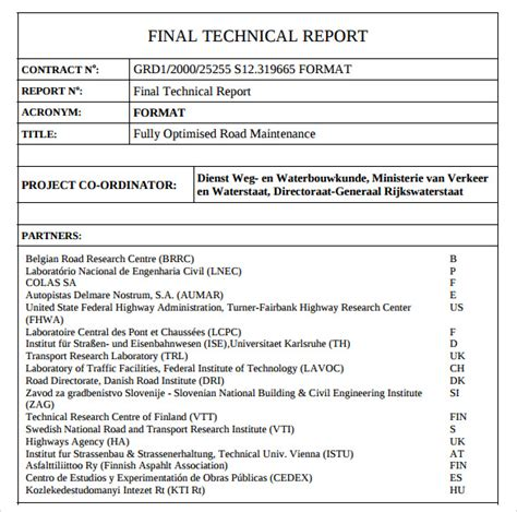 sample technical evaluation 11 documents in pdf