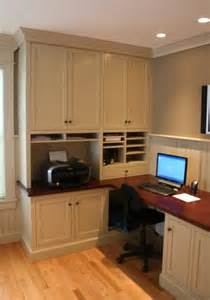 Space Saving Office Alcove Cupboard Design Woodworking Projects Amp Plans