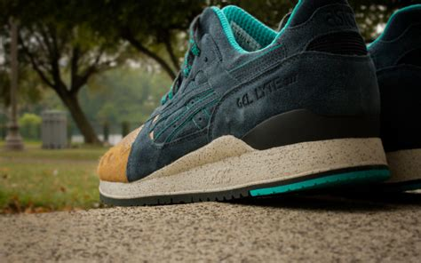 Asics X Concpet Three Lies release reminder concepts x asics gel lyte iii three