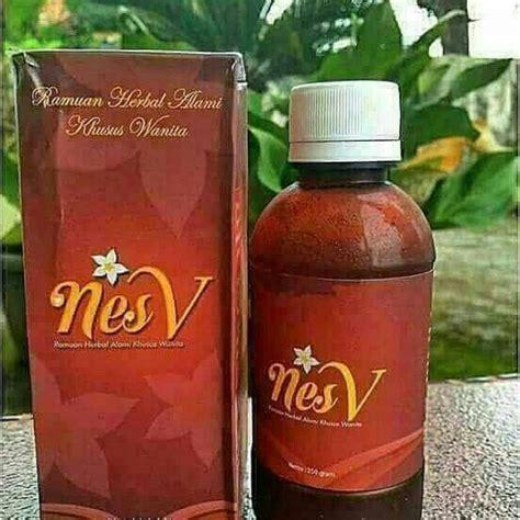 Harga Nes V Murah nes v asli hwi herbal alami untuk masalah kewanitaan