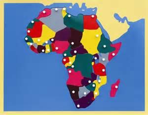 Africa Map Puzzle pics photos africa puzzle map