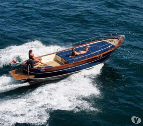 gozzi cabinati usati gozzo mania usati privati lista bacoli barche usate