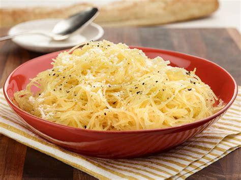 spaghetti squash recipes food network