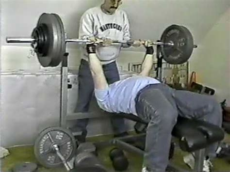 400 bench press the 400 pound 7 year old