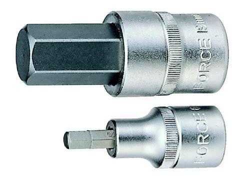 hex bit sizes 1 2 quot drive hex socket bit 55mml sizes 4 12mm ebay